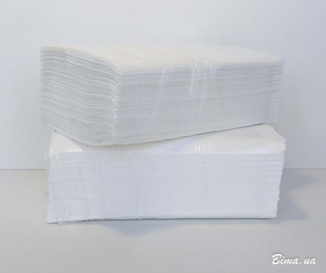 Полотенца бумажные листовые 150шт - PRV150