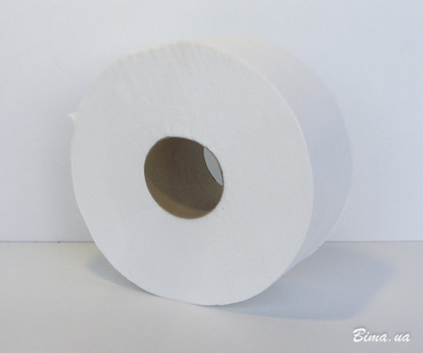 Туалетная бумага в рулоне 180м - TP2.180.C