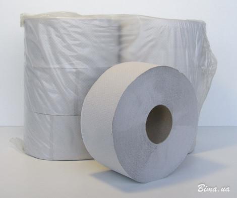 Туалетная бумага в рулоне 130м - TP1.130.R.UA
