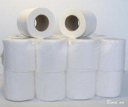 Туалетная бумага в рулоне 17м - TP2.17.C