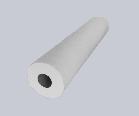 Простыни бумажные одноразовые 90м